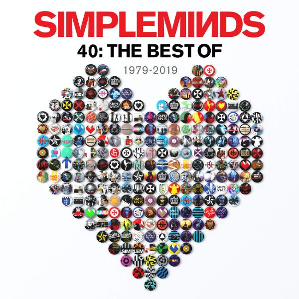 Simple Minds - Forty: The Best Of (2 LP)
