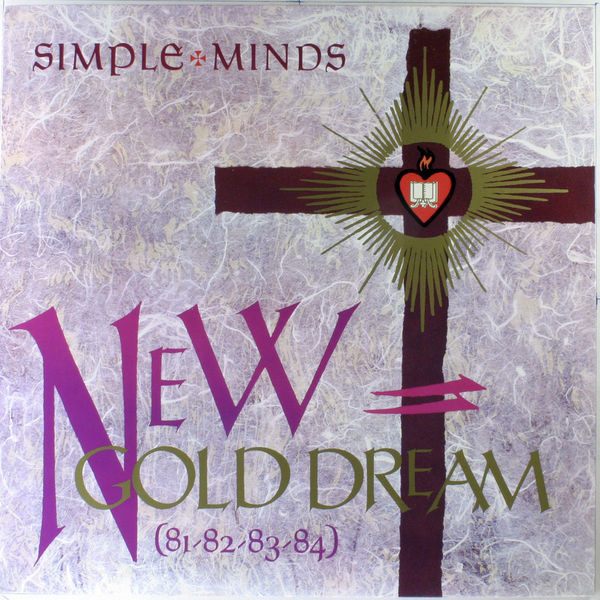 Simple Minds Simple Minds - New Gold Dream (81-82-83-84) simple minds newark