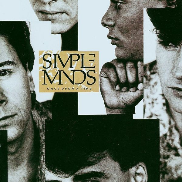Simple Minds Simple Minds - Once Upon A Time лонгслив printio once upon a time in america однажды в америке
