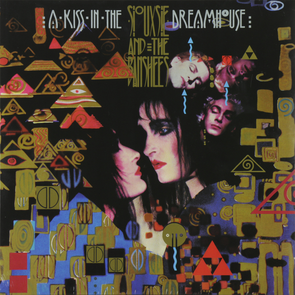 Siouxsie And The Banshees Siouxsie And The Banshees - A Kiss In The Dreamhouse a christmas kiss