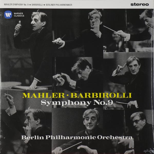 Mahler MahlerSir John Barbirolli - : Symphony No. 9 (2 Lp, 180 Gr)