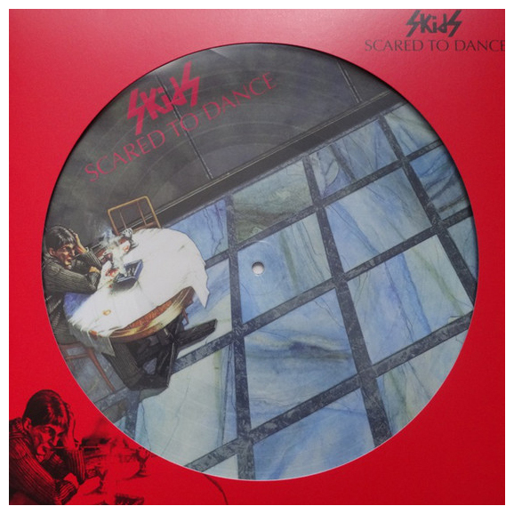 SKIDS SKIDS - Scared To Dance (picture Disc) caifanes caifanes caifanes vol 2 picture disc