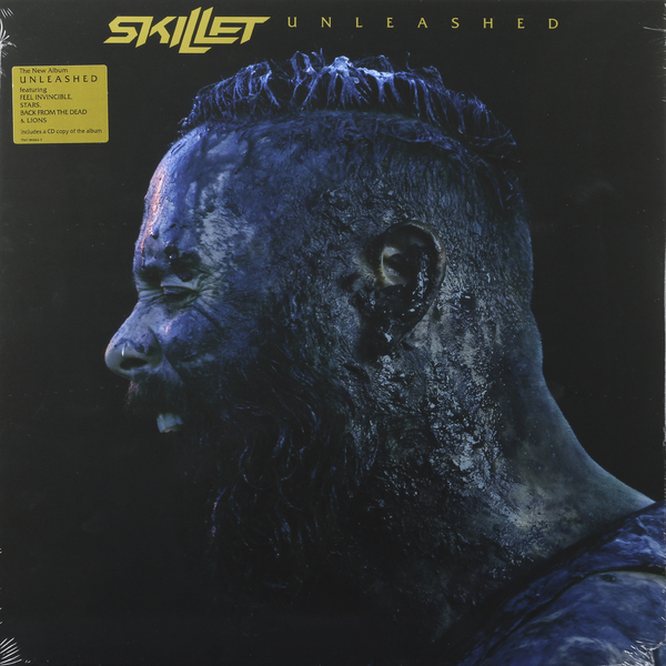 Skillet Skillet - Unleashed (lp + Cd) бра odeon light kupa 2875 1w