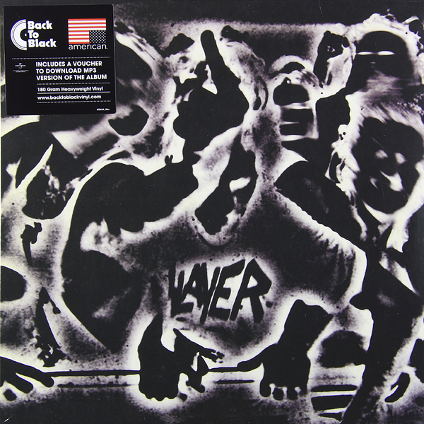 Slayer Slayer - Undisputed Attitude (180 Gr) летние шины nokian 225 50 r17 98w hakka blue 2
