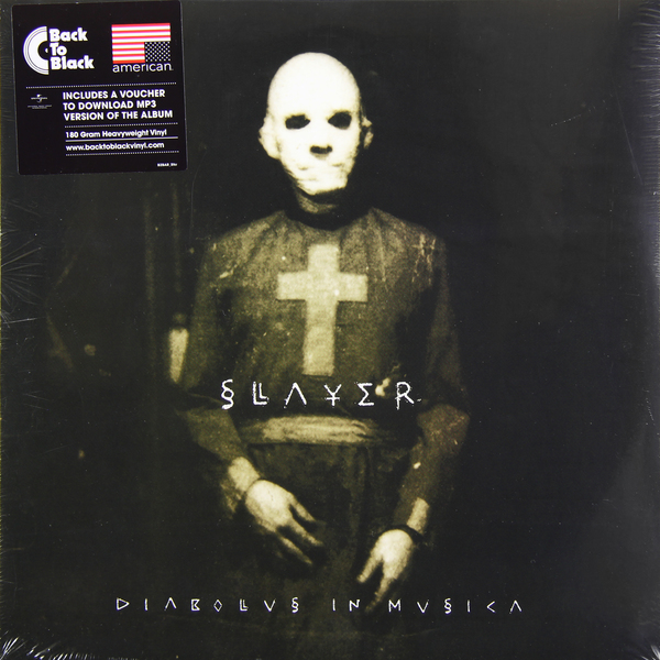 Slayer Slayer - Diabolus In Musica (180 Gr)