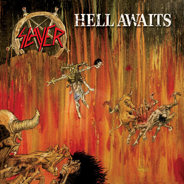 Slayer Slayer - Hell Awaits slayer slayer christ illusion 180 gr