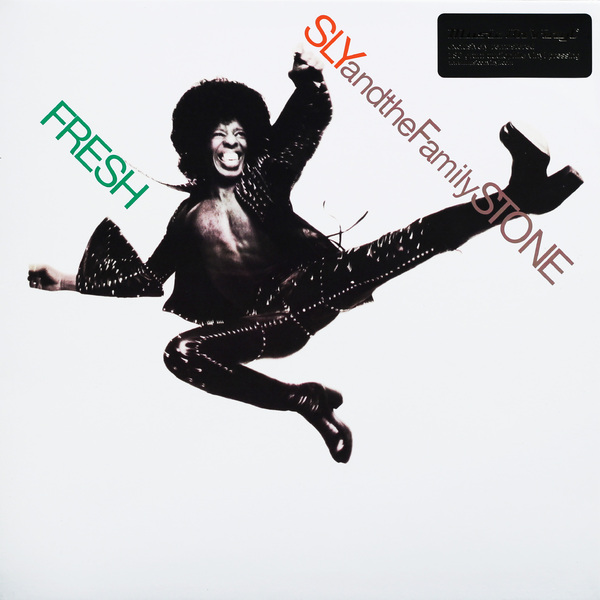 Sly   The Family Stone Sly   The Family Stone - Fresh (180 Gr) the family book