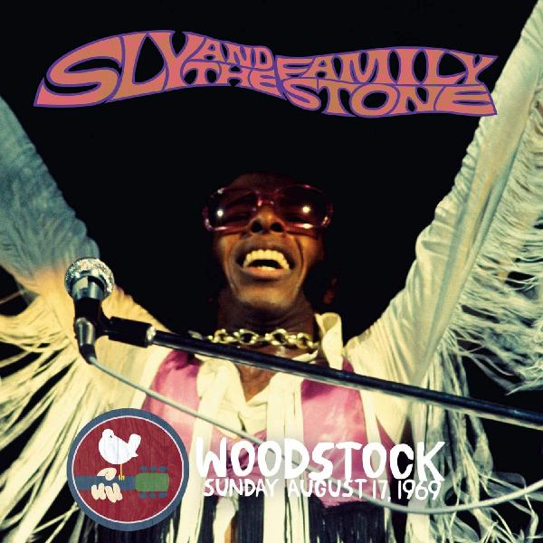Sly The Family Stone - Woodstock Sunday August 17, 1969 (2 LP)