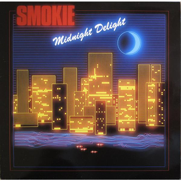 Smokie - Midnight Delight (only In Russia) (colour, 180 Gr)