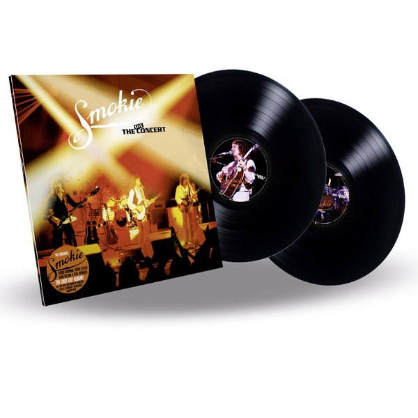 цена на Smokie Smokie - The Concert (live From Essen 1978) (2 LP)
