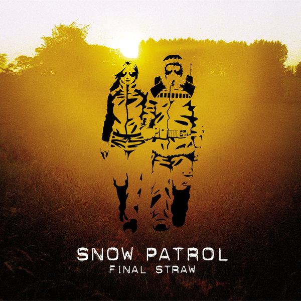 Фото - Snow Patrol Snow Patrol - Final Straw round straw shoulder bag