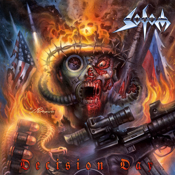 SODOM SODOM - Decision Day (2 Lp+cd) sodom lords of depravity part i 2 dvd