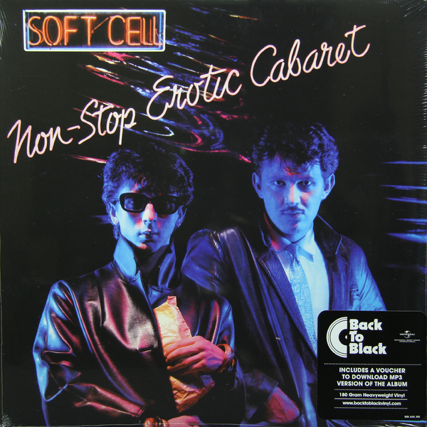 Soft Cell - Non-stop Erotic Cabaret (180 Gr)