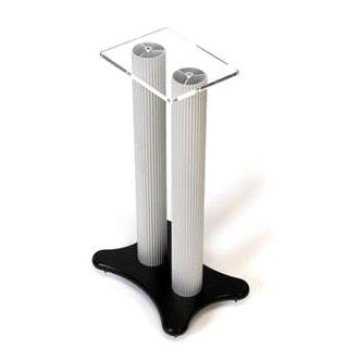 Стойка для акустики Solid Tech Radius Speaker 720 Silver стойка для акустики cold ray s6 silver tube birch