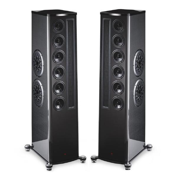 Напольная акустика T+A Solitaire CWT 2000 SE Carbon