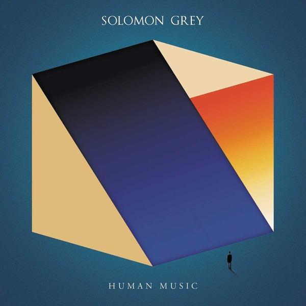 Solomon Grey Solomon Grey - Human Music brosco grey monopod 01 grey