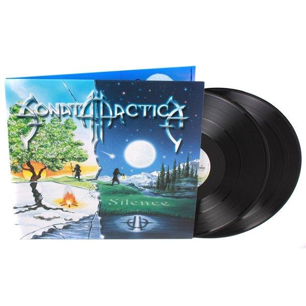 Sonata Arctica Sonata Arctica - Silence (2 LP) цена 2017