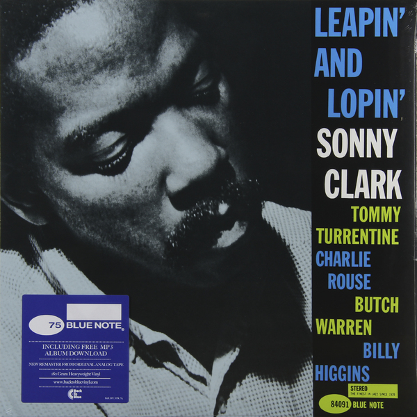 Sonny Clark Sonny Clark - Leapin'   Lopin' (180 Gr) lacywear dg 374 snn