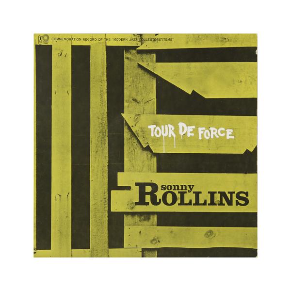 Sonny Rollins Sonny Rollins - Tour De Force (10 , Japan Original, 1st Press, Promo) (винтаж)