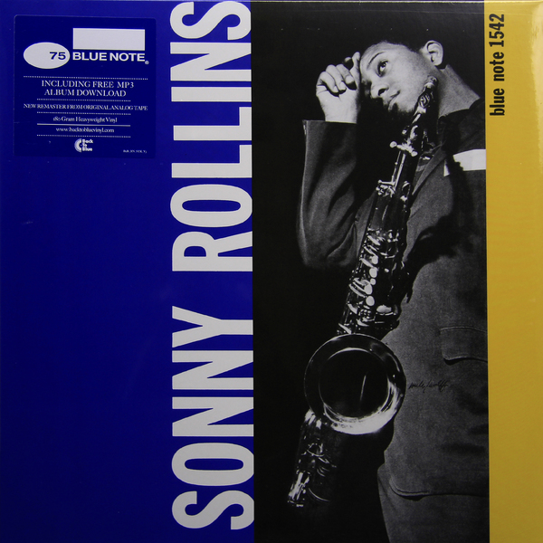 Sonny Rollins Sonny Rollins - Volume 1 (180 Gr) guano apes guano apes proud like a god 180 gr colour