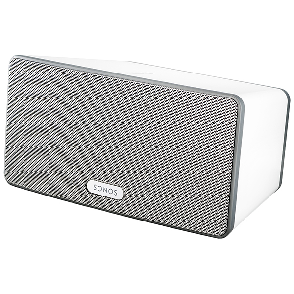 Беспроводная Hi-Fi акустика Sonos PLAY:3 White саундбар sonos playbase white