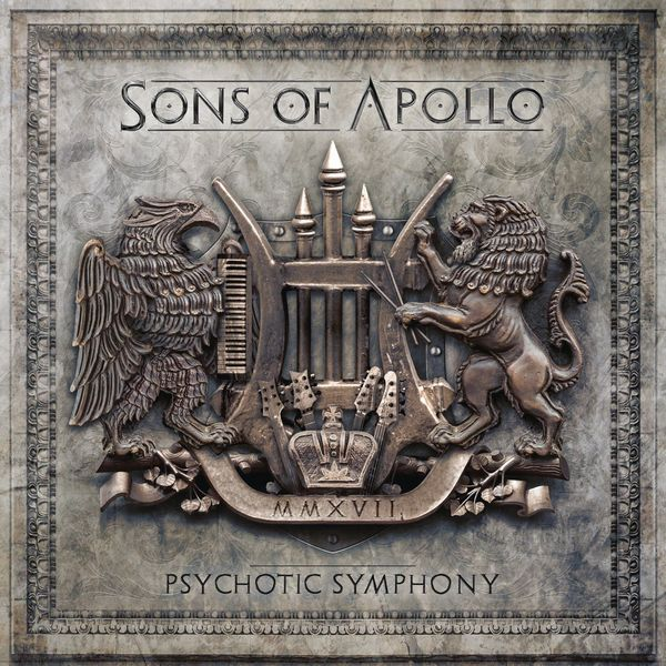 Sons Of Apollo Sons Of Apollo - Psychotic Symphony (2 Lp+cd) new arrival 22 11cm 15 style 15pcs elegant diy writting envelope love letter supplies classic design letters pad