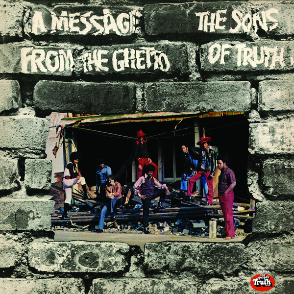 цена на Sons Of Truth Sons Of Truth - A Message From The Ghetto