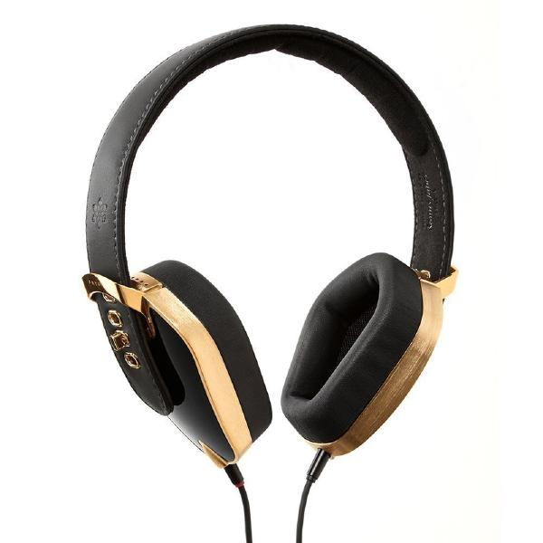 Охватывающие наушники Sonus Faber Pryma Heavy Gold + Air Cable