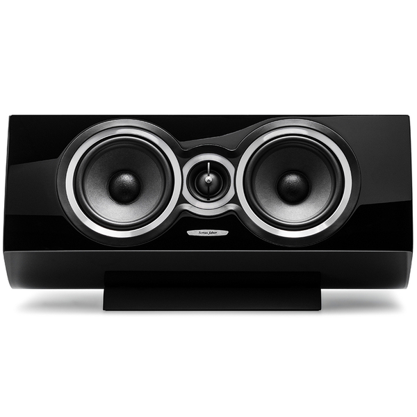 Центральный громкоговоритель Sonus Faber Sonetto Center I Black центральный громкоговоритель legacy audio harmony hd center black pearl