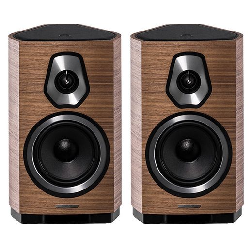 Полочная акустика Sonus Faber Sonetto II Wood