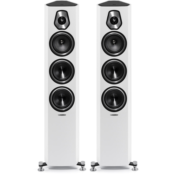 Напольная акустика Sonus Faber Sonetto III White беспроводная аудио система bose soundtouch 20 iii white