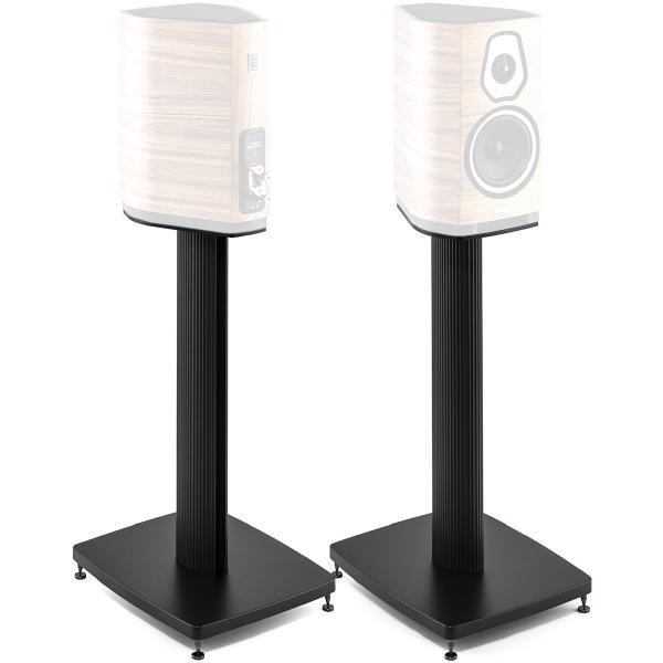 Фото - Стойка для акустики Sonus Faber Sonetto Stand Black стойка для акустики elac stand ls 50 satin white