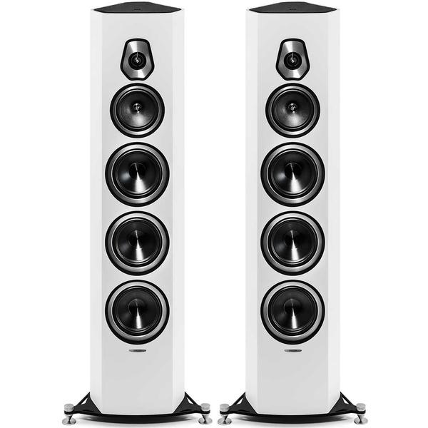 Напольная акустика Sonus Faber Sonetto VIII White цена