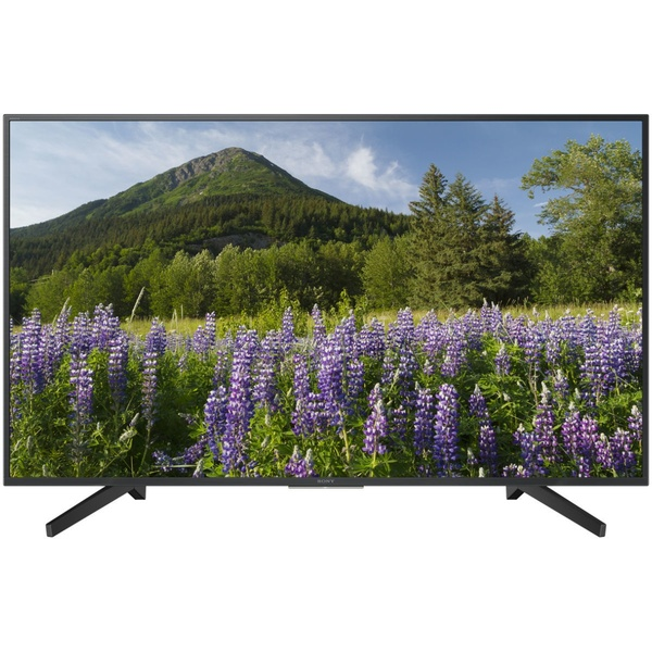 ЖК телевизор Sony KD-49XF7077 zhongjie chunghop s916 жк телевизор пульт дистанционного управления для sony жк телевизор черный