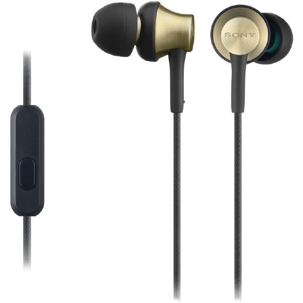 Внутриканальные наушники Sony MDR-EX650AP Gold