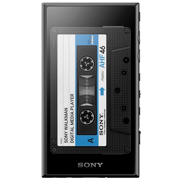 Портативный Hi-Fi плеер Sony NW-A105 Black портативный hi fi плеер sony nw wm1z gold