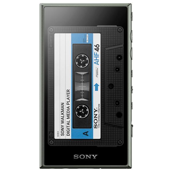 Портативный Hi-Fi плеер Sony NW-A105 Green портативный hi fi плеер sony nw wm1z gold
