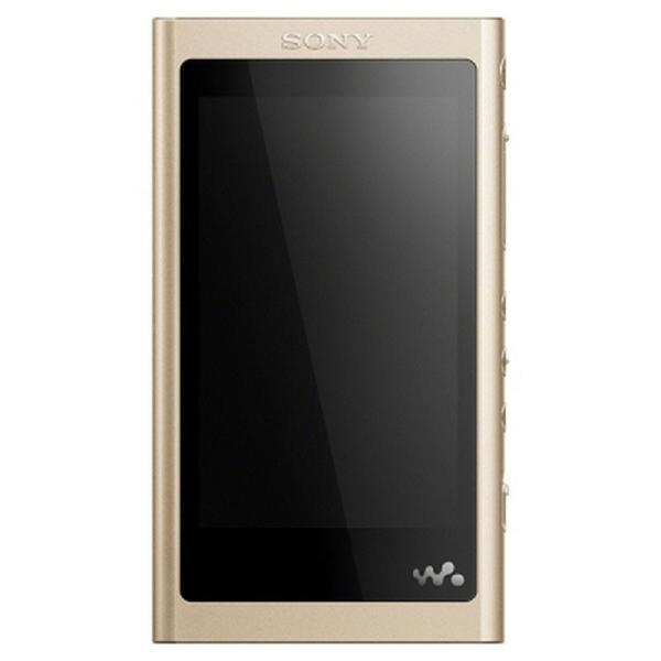 Портативный Hi-Fi плеер Sony NW-A55 Gold портативный hi fi плеер sony nw wm1z gold