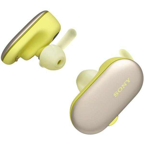 Беспроводные наушники Sony WF-SP900 Yellow