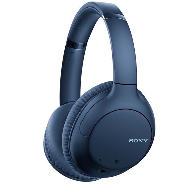 Фото - Беспроводные наушники Sony WH-CH710N Blue наушники sony wi sp510 blue