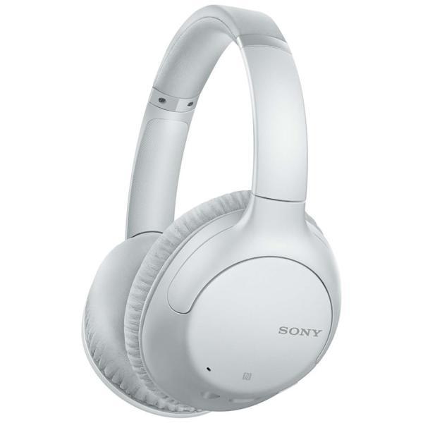 Беспроводные наушники Sony WH-CH710N White беспроводные наушники sony wh ch710n blue