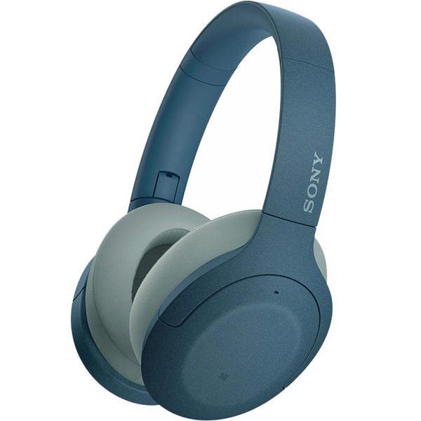 Фото - Беспроводные наушники Sony WH-H910N Blue наушники sony wi sp510 blue