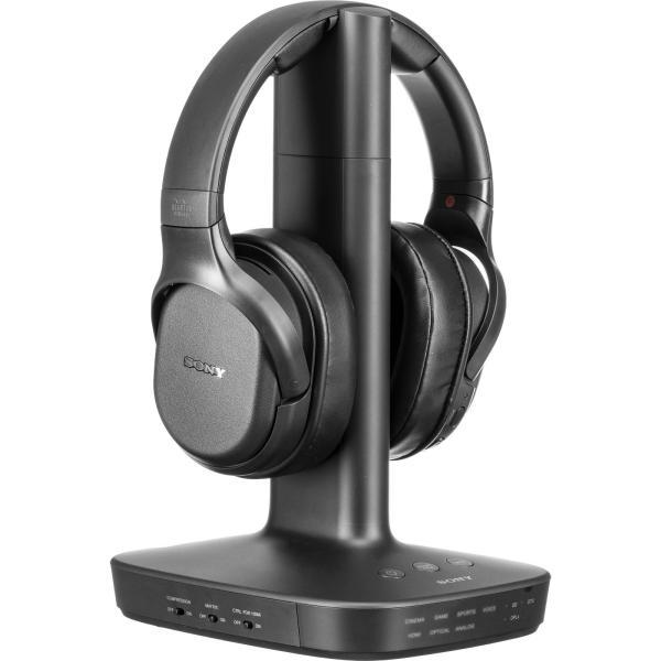 Беспроводные наушники Sony WH-L600 Black фото