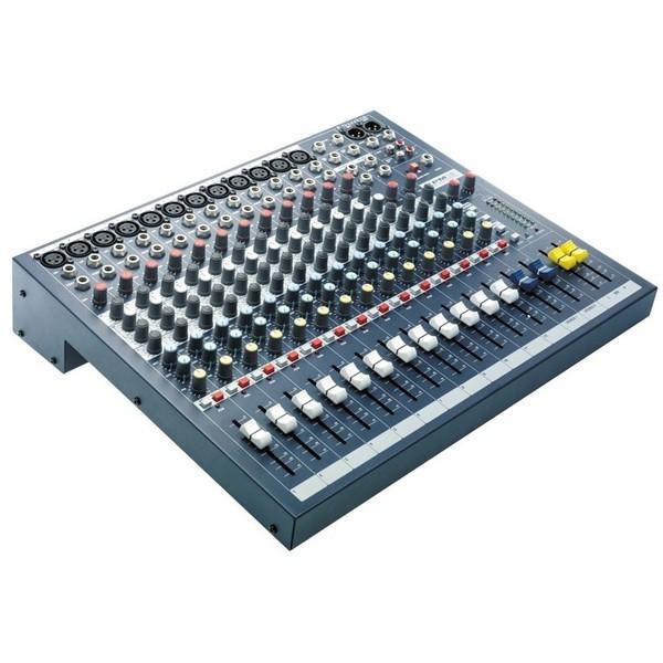 Аналоговый микшерный пульт Soundcraft EPM12 микшерный пульт soundcraft