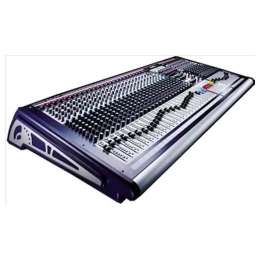 Аналоговый микшерный пульт Soundcraft GB8-24 микшерный пульт soundcraft