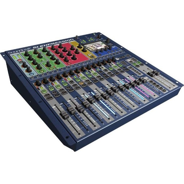Цифровой микшерный пульт Soundcraft Si Expression 1 soundcraft soundcraft gb2r 16