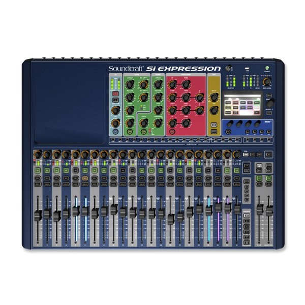 Цифровой микшерный пульт Soundcraft Si Expression 2 soundcraft soundcraft gb2r 16