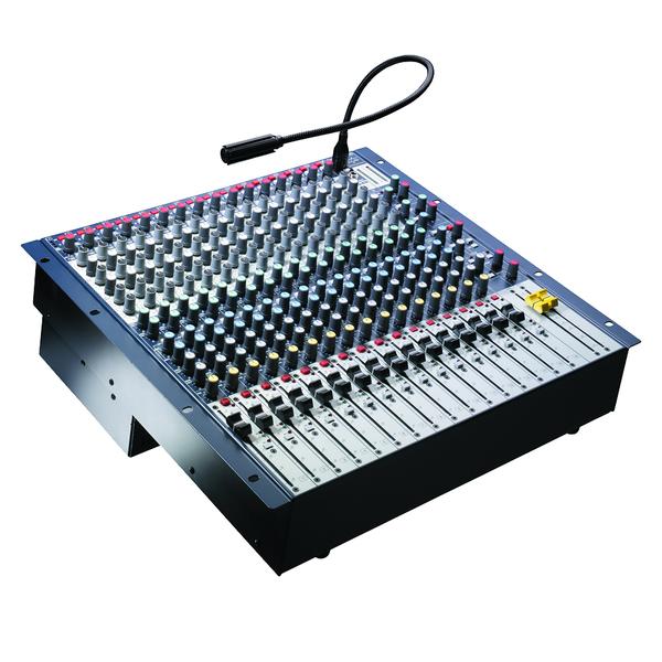 Аналоговый микшерный пульт Soundcraft GB2R-12.2 микшерный пульт soundcraft