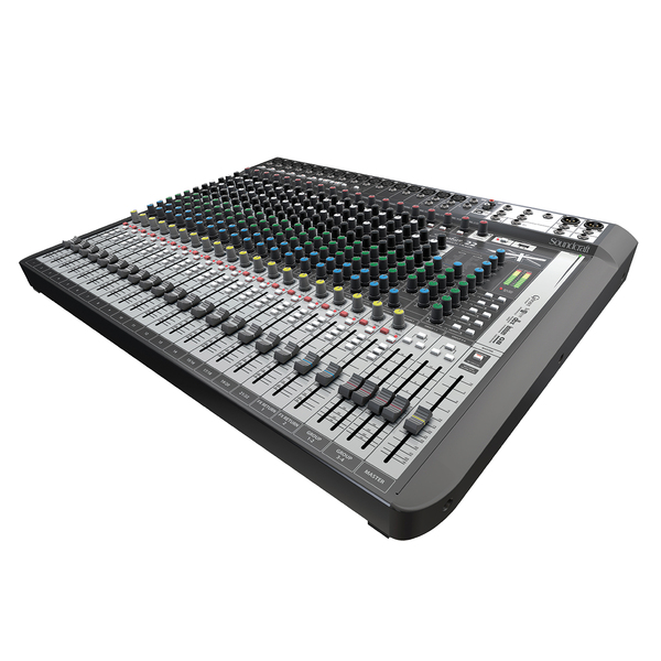 Аналоговый микшерный пульт Soundcraft Signature 22MTK soundcraft soundcraft gb2r 16