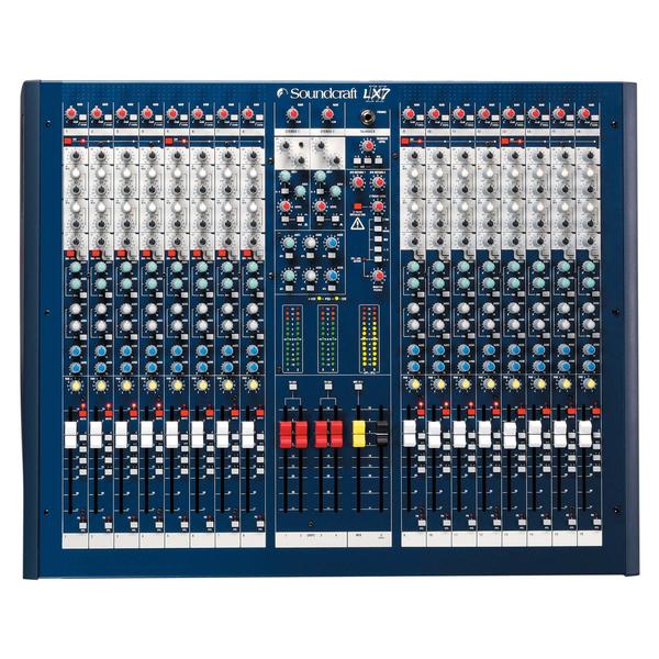 Аналоговый микшерный пульт Soundcraft LX7ii 16CH